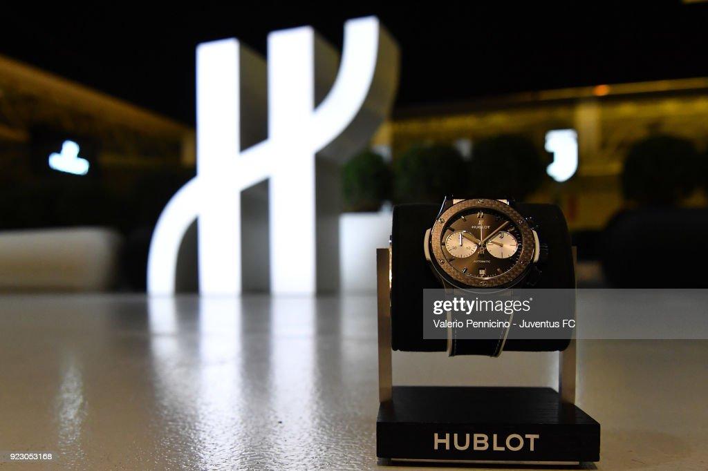 Hublot Event For Juventus : News Photo