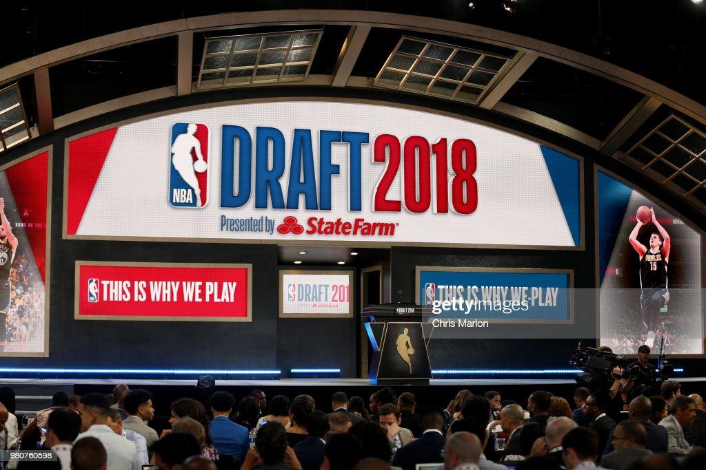2018 NBA Draft : Foto jornalística