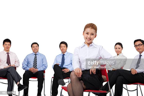 a group of business men having meeting - men stockfoto's en -beelden