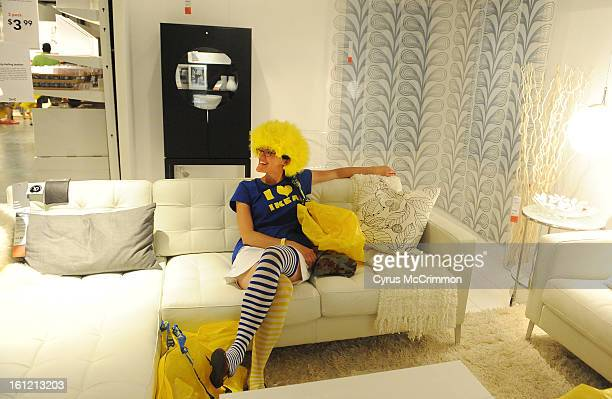 IKEA a home furnishings retailer opened the doors of it new store in Centennial on Wednesday July 27 2011 It is a 415000 squarefoot store employs...