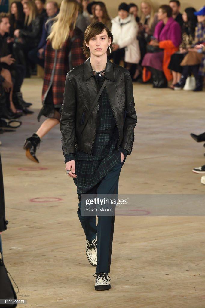 Coach 1941 - Runway - February 2019 - New York Fashion Week : ニュース写真