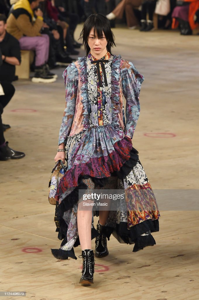Coach 1941 - Runway - February 2019 - New York Fashion Week : News Photo