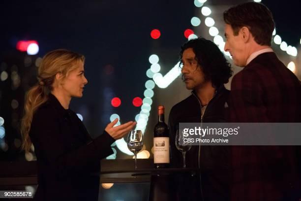 INSTINCT a new drama starring Alan Cumming Bojana Novakovic Daniel Ings Naveen Andrews and Sharon Leal premieres Sunday March 11 on the CBS...
