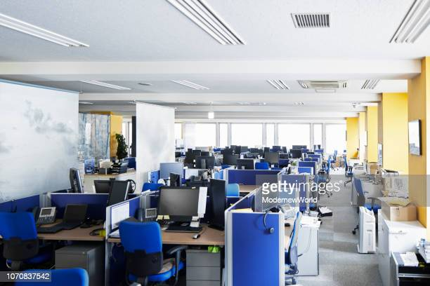 a office with no one - 人物なし ストックフォトと画像