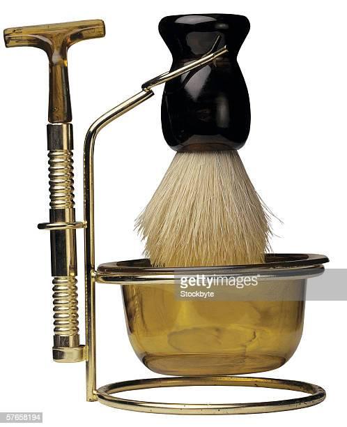 a shaving kit