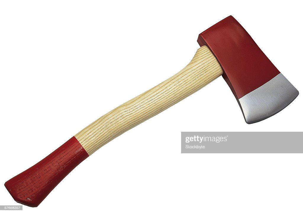 a wood axe : Stock Photo