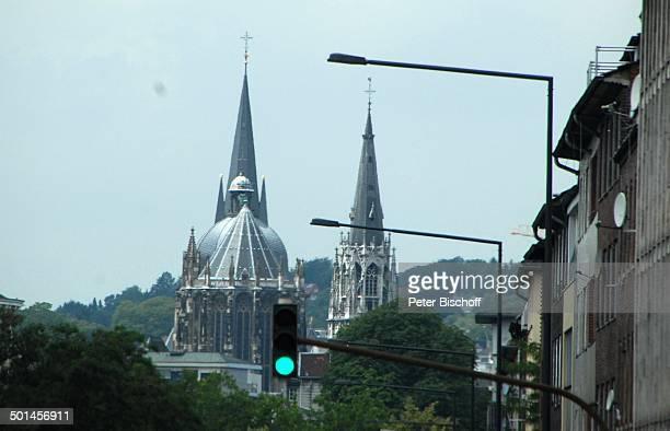 Aachener Dom Aachen NordrheinWestfalen Deutschland Europa Kirche Reise BB DIG PNr 1026/2011