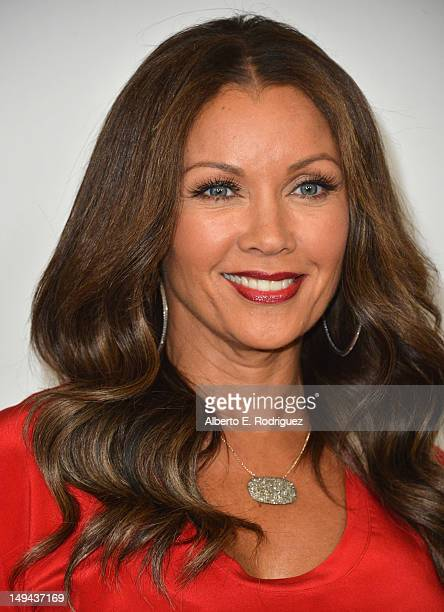"""Aactress Vanessa Williams arrives to the Disney ABC Television Group's 2012 """"TCA Summer Press Tour"""" on July 27, 2012 in Beverly Hills, California."""