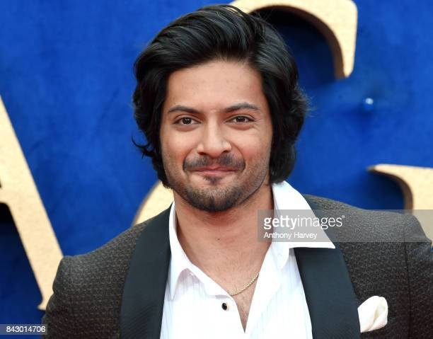 aAli Fazal ttends the Victoria Abdul UK premiere held at Odeon Leicester Square on September 5 2017 in London England