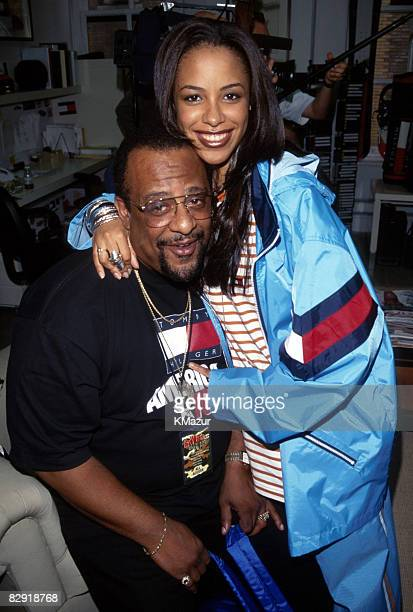 Aaliyah and guest