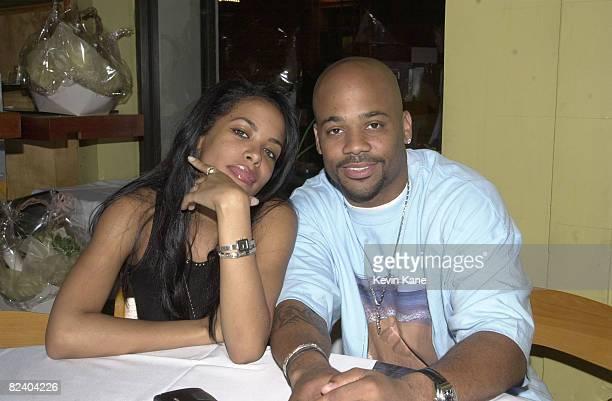Aaliyah Boyfriend Damon Dash