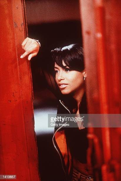 Aaliyah stars in 'Romeo Must Die' Photo credit Kharen Hill 2000 Warner Bros