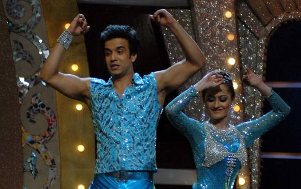 Image result for Sanjeeda sheikh aamir ali dancing Nach Baliye
