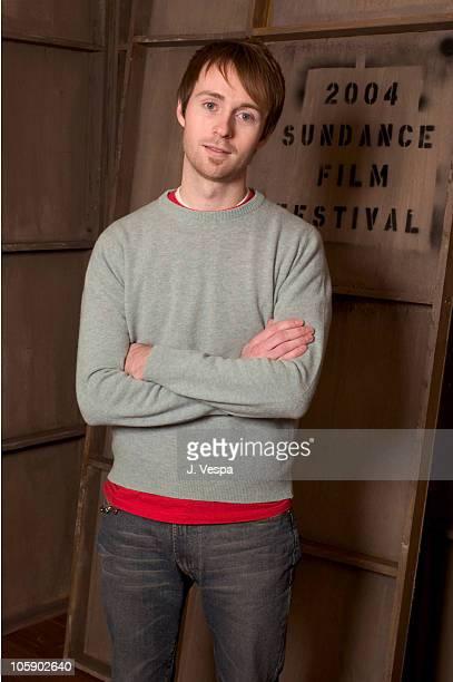 "Aaran Ruell during 2004 Sundance Film Festival - ""Napoleon Dynamite"" Portraits at HP Portrait Studio in Park City, Utah, United States."