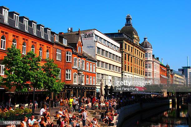 Aarhus is the second-largest city in Denmark.