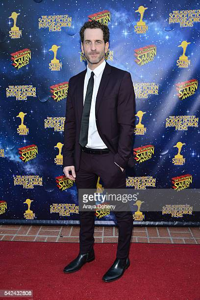Aaron Abrams attends the 42nd Annual Saturn Awards at the Castaway on June 22 2016 in Burbank California