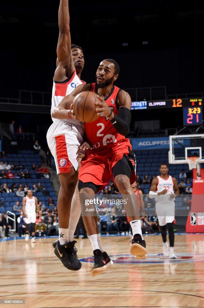 Raptors 905 v Agua Caliente Clippers