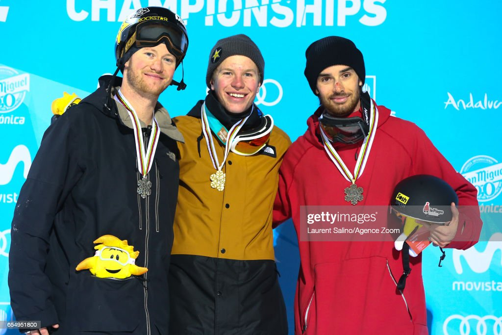 FIS World Freestyle Ski Championships - Men's and Women's Halfpipe