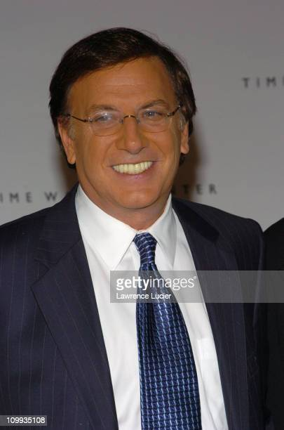 Aaron Brown during Grand Opening Celebration of Time Warner Center at Time Warner Center in New York City, New York, United States.
