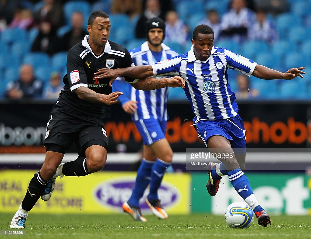 Sheffield Wednesday v Preston North End - npower League One : News Photo