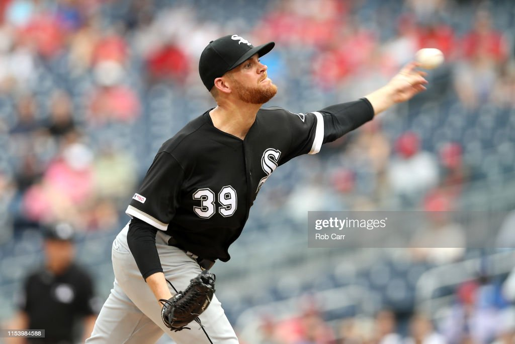Chicago White Sox v Washington Nationals : News Photo