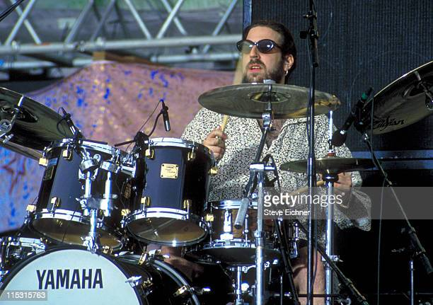 Aaron Comess of Spin Doctors during Woodstock '94 in Saugerties, New York - August 1994 in Saugerties, New York, United States.
