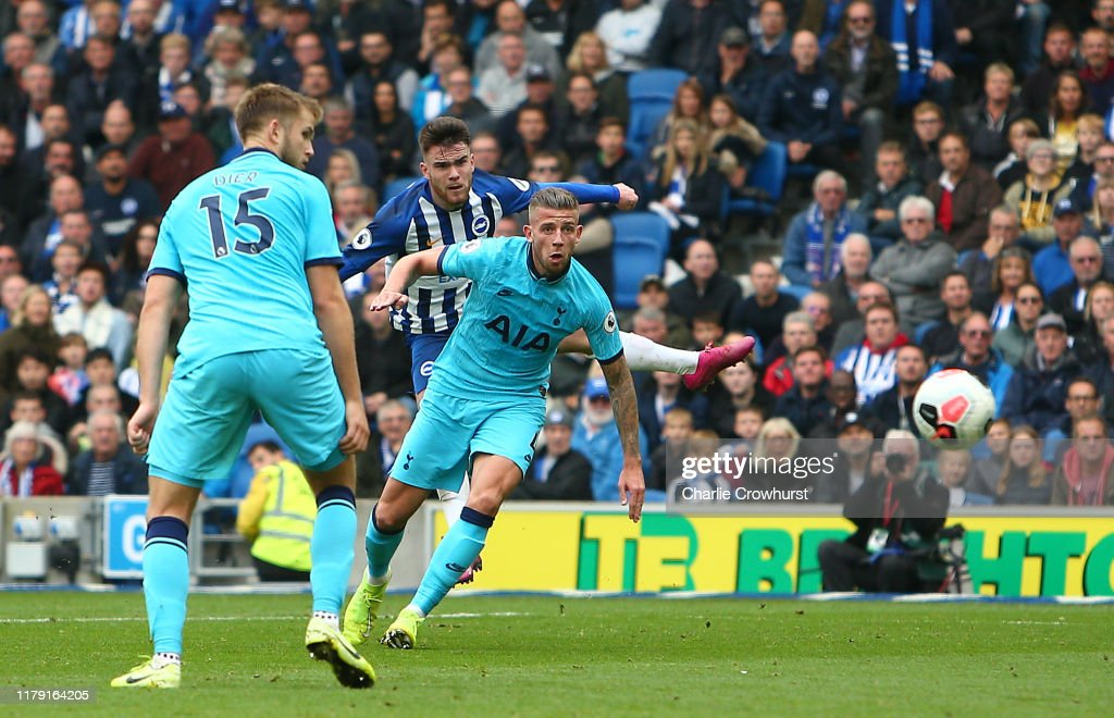 Brighton & Hove Albion v Tottenham Hotspur - Premier League : News Photo