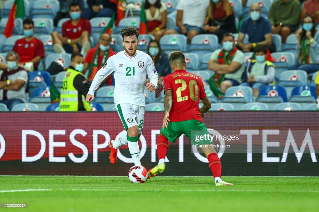 Portugal v Republic of Ireland - 2022 FIFA World Cup Qualifier : News Photo