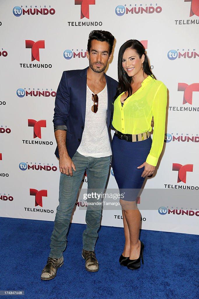 Telemundos Premios Tu Mundo Awards Announcement : News Photo