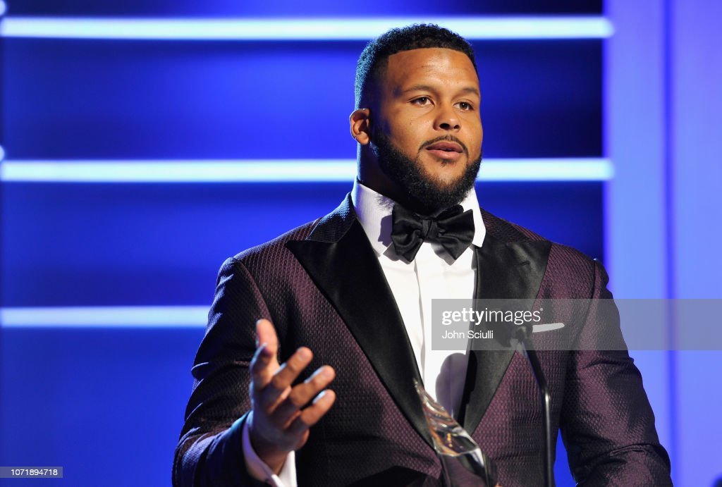 Sports Illustrated 2018 Sportsperson Of The Year Awards Show - Inside : ニュース写真