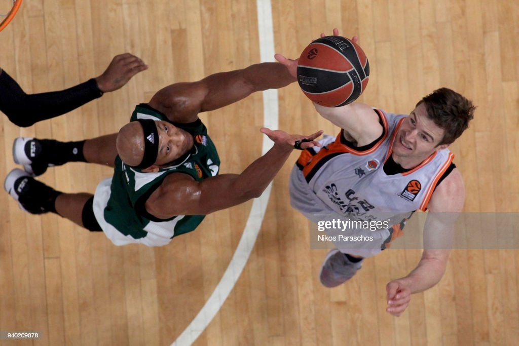 Panathinaikos Superfoods Athens v Valencia Basket - Turkish Airlines EuroLeague