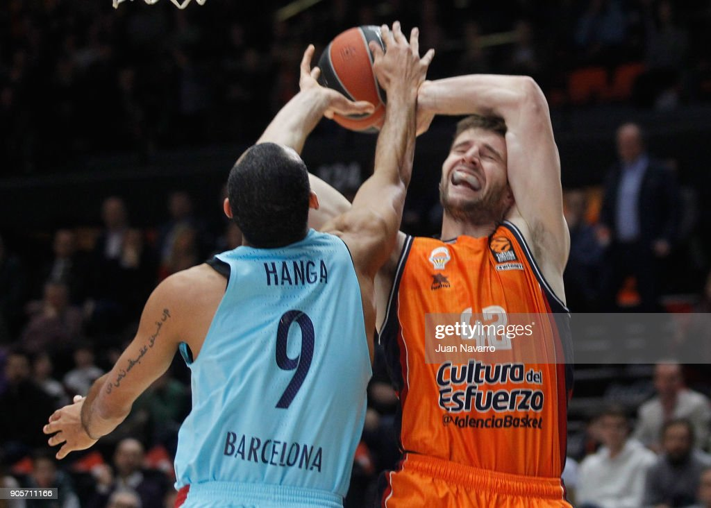 Valencia Basket v FC Barcelona Lassa - Turkish Airlines EuroLeague