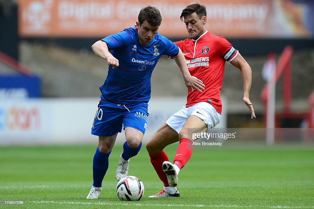 Charlton Athletic v Inverness Caledonian Thistle - Pre Season Friendly