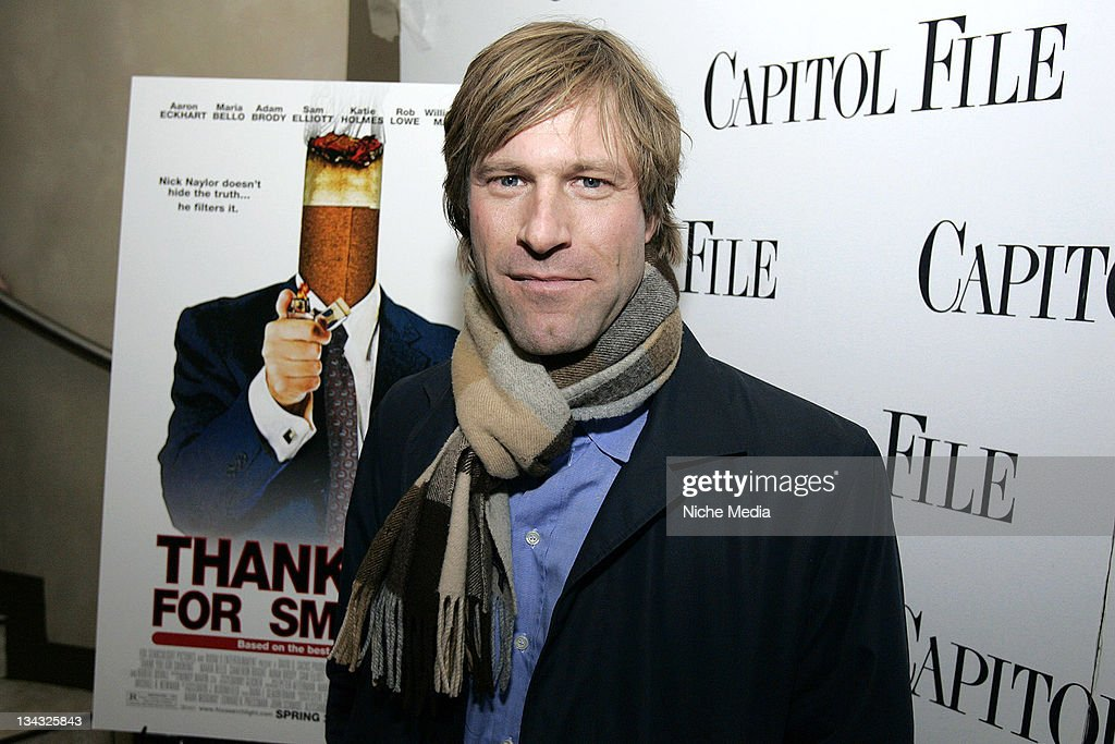 "Capitol File Magazine's Pre-Release Screening and After Party for ""Thank You"