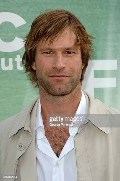 Aaron Eckhart during Film Independent's 2006 Independent Spirit Awards IFC After Party at Shutters in Santa Monica California United States