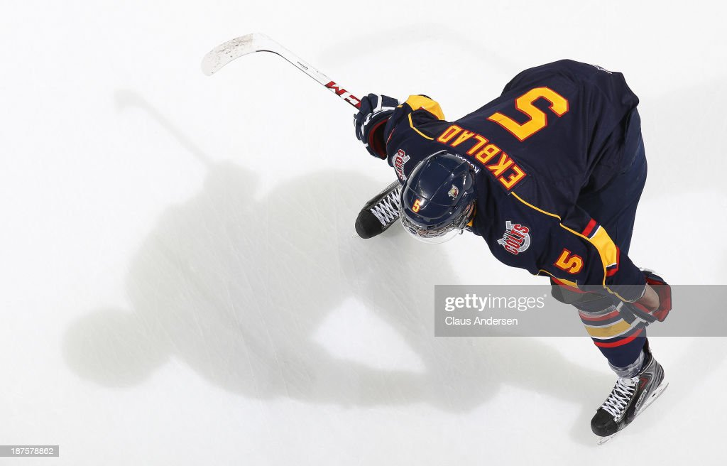 Barrie Colts v London Knights : News Photo
