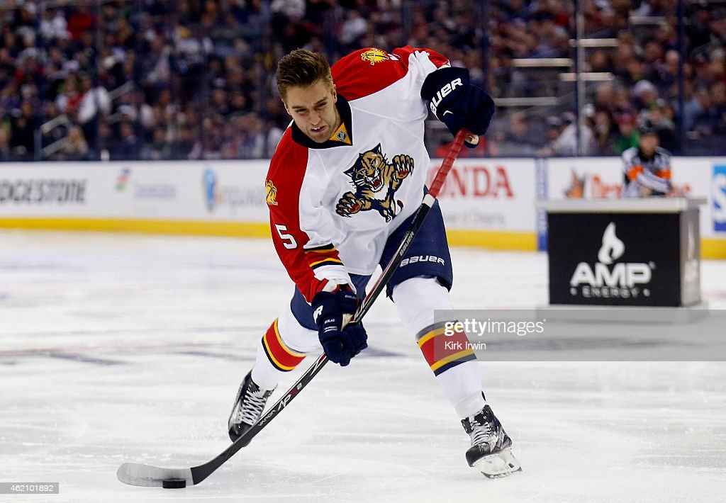 2015 Honda NHL All-Star Skills Competition