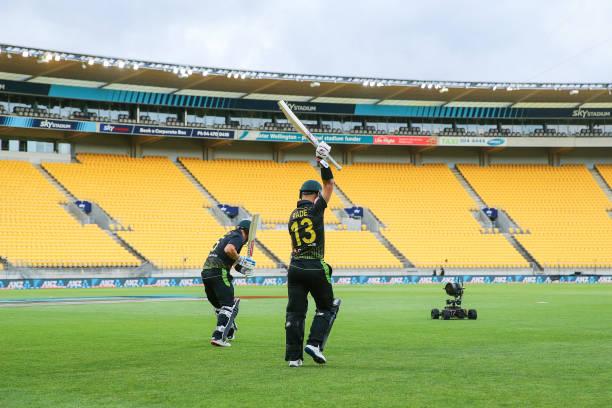 NZL: New Zealand v Australia - T20 Game 3