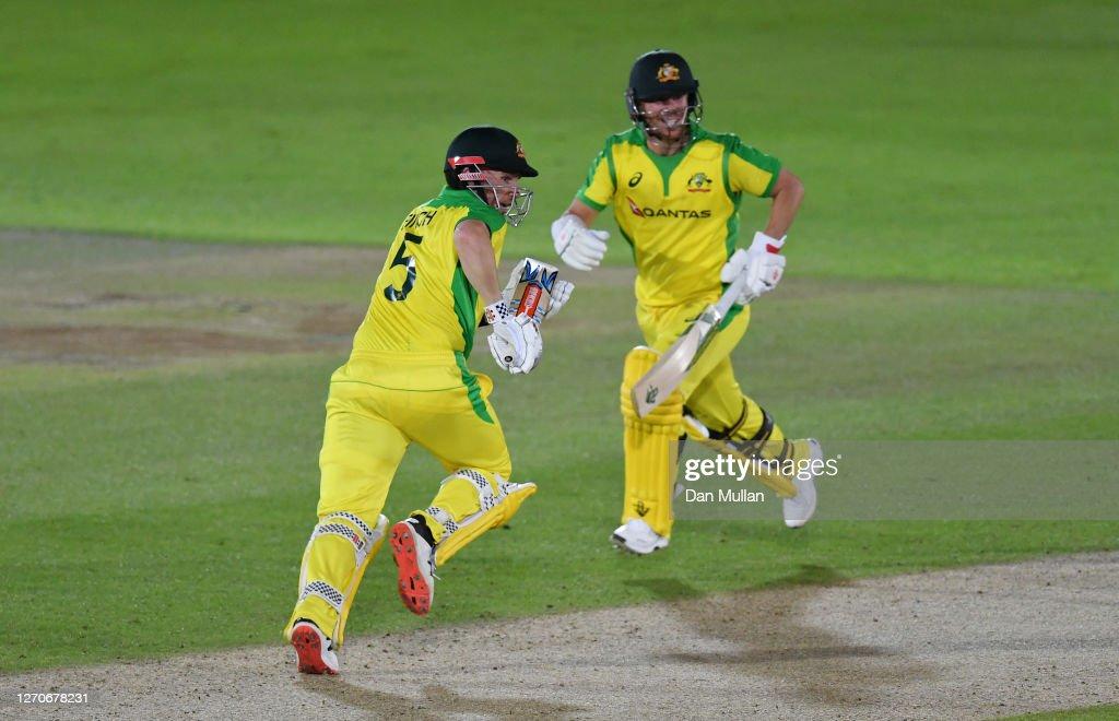 England v Australia - 1st Vitality International Twenty20 : News Photo