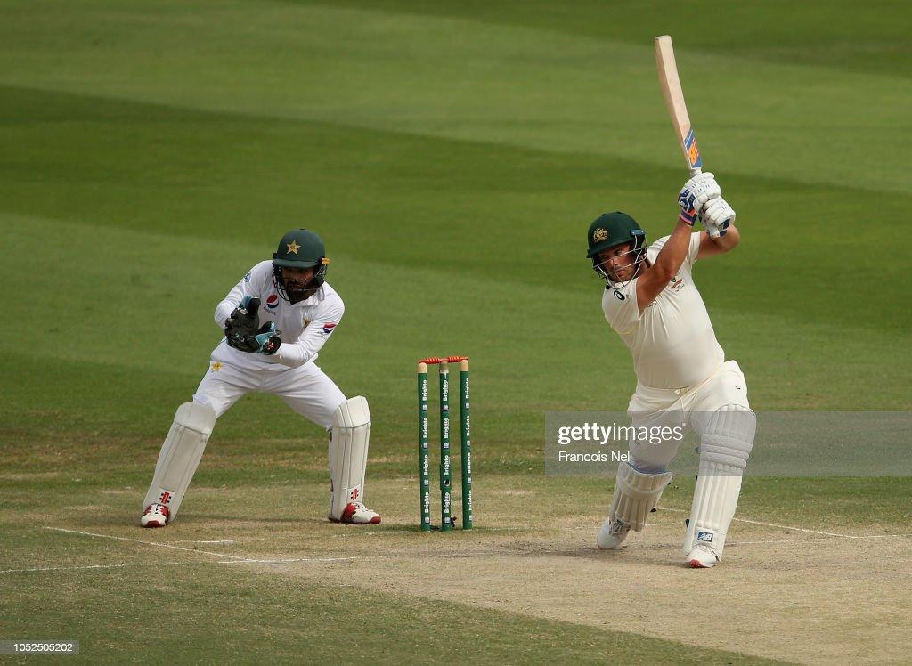 Pakistan v Australia: 2nd Test - Day Four : News Photo