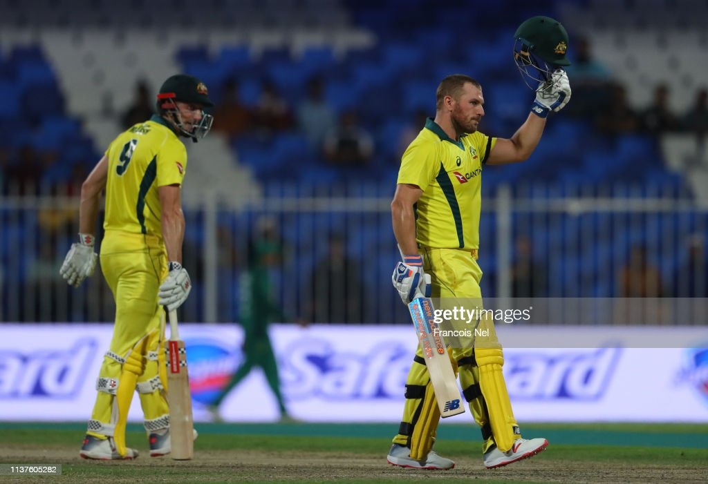 Pakistan v Australia - ODI Series: Game 1 : News Photo