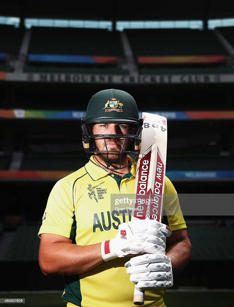 Aaron Finch Portrait Session