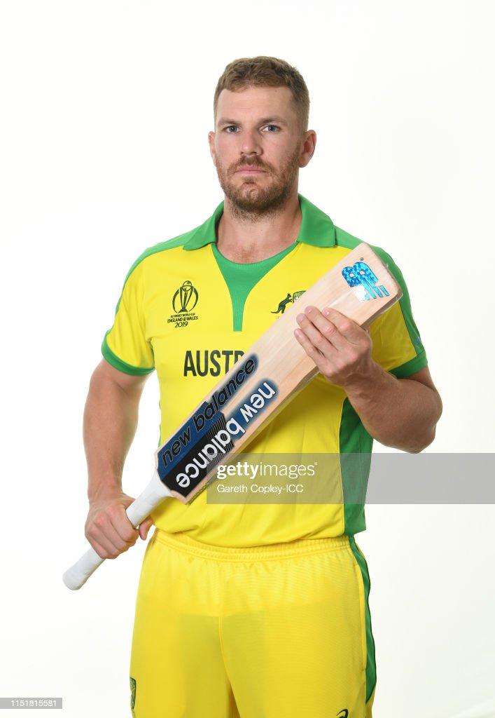 GBR: Australia Portraits – ICC Cricket World Cup 2019