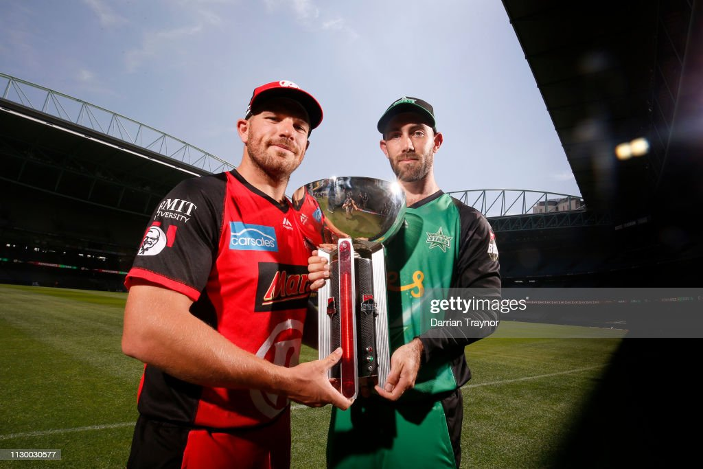 AUS: BBL Final Media Call (Location TBC)