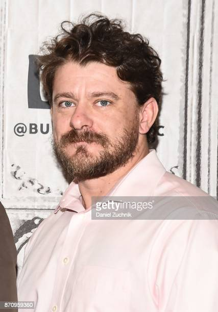 Aaron Fowler attends the Build Series to discuss the miniseries 'The Long Road Home' at Build Studio on November 6 2017 in New York City
