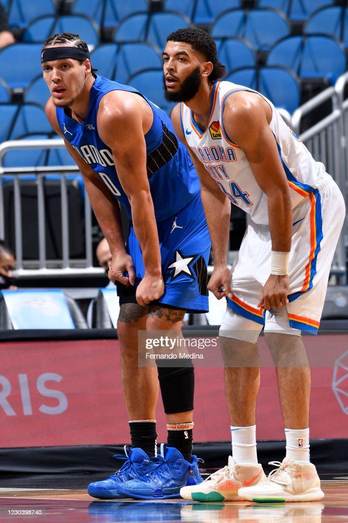 Oklahoma City Thunder v Orlando Magic : News Photo