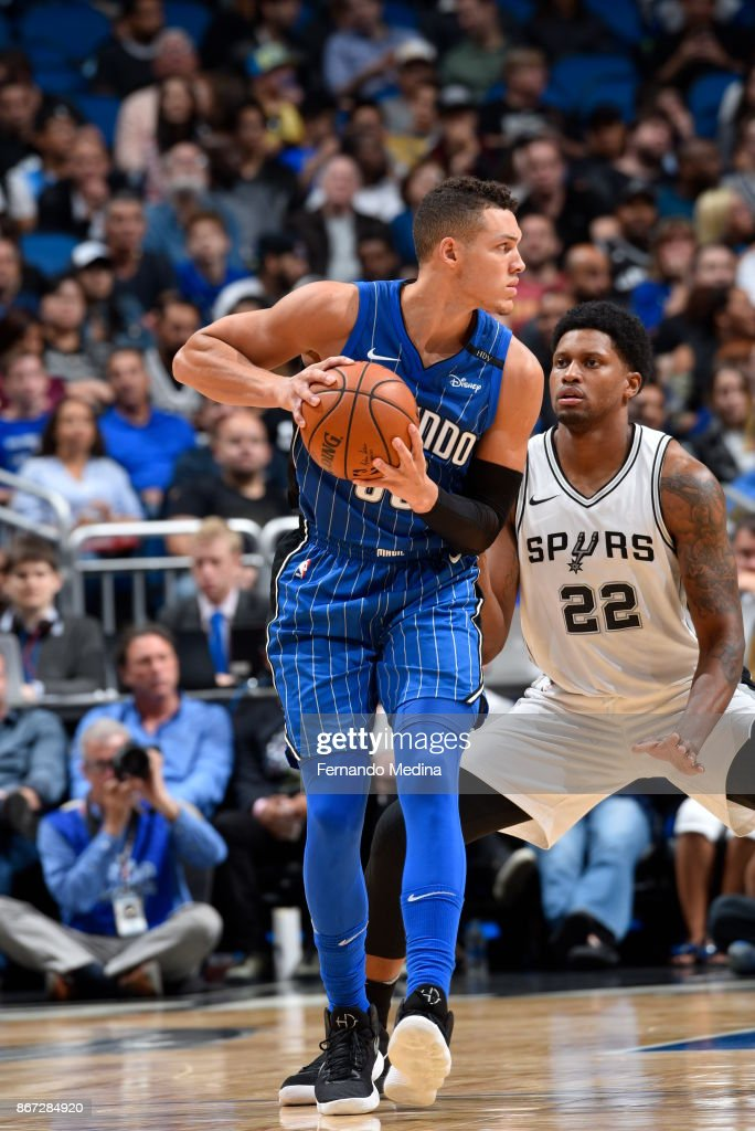 San Antonio Spurs v Orlando Magic