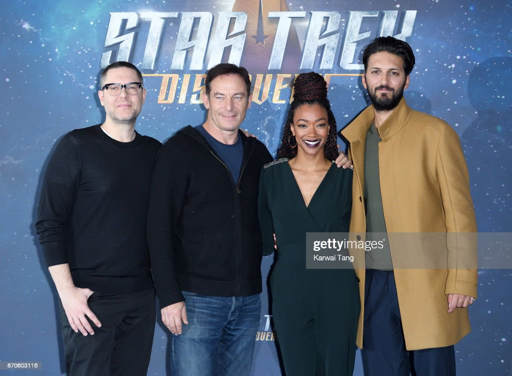 'Star Trek: Discovery' Photocall : News Photo