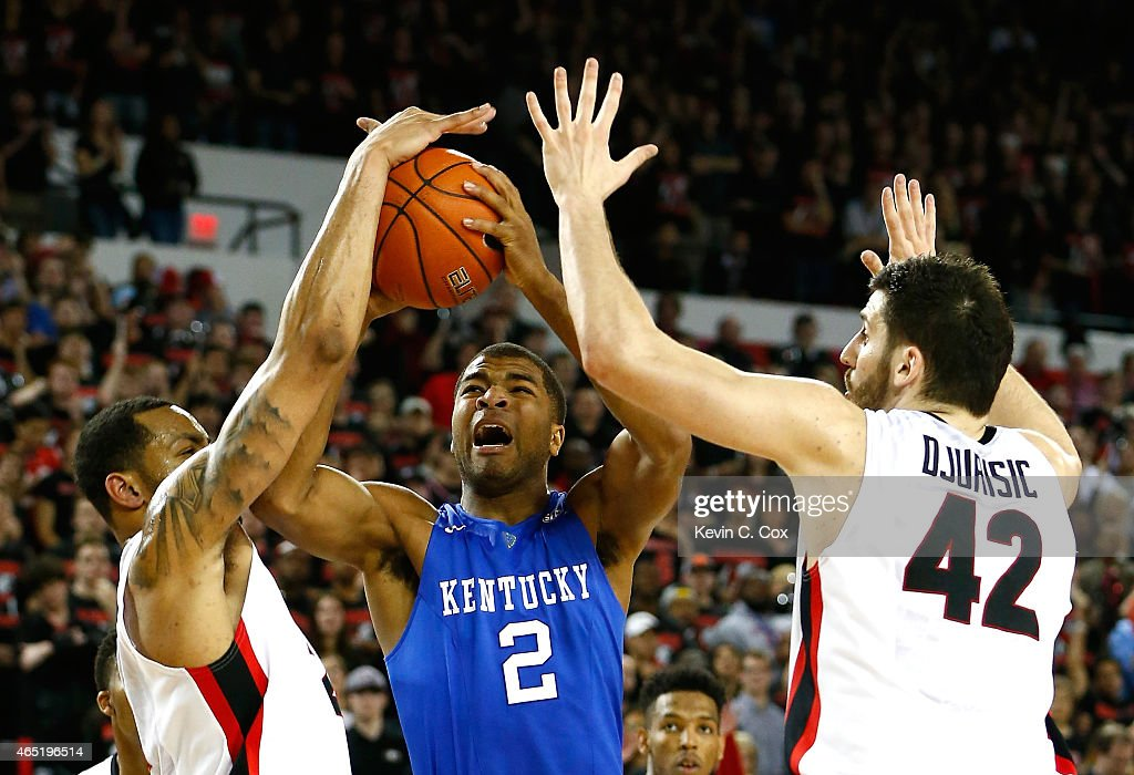 Kentucky v Georgia