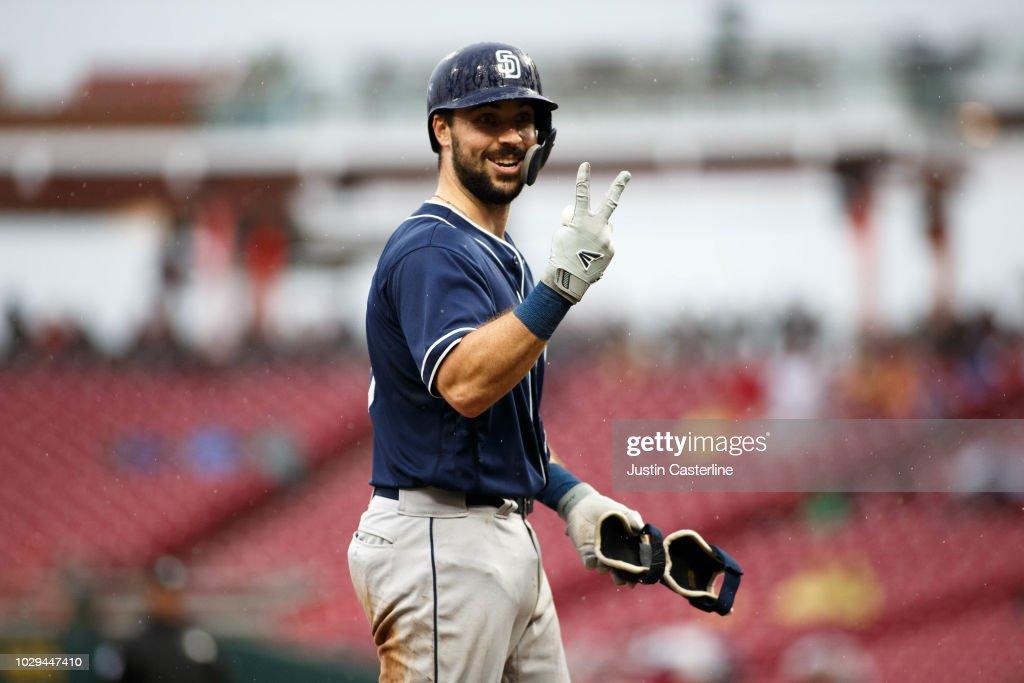 San Diego Padres v Cincinnati Reds : News Photo